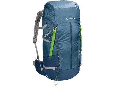 VAUDE Trekkingrucksack Zerum 48+ LW Blau