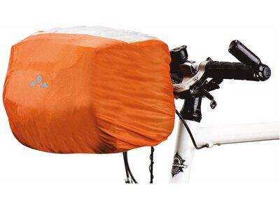 VAUDE Raincover for handle bar bag Braun