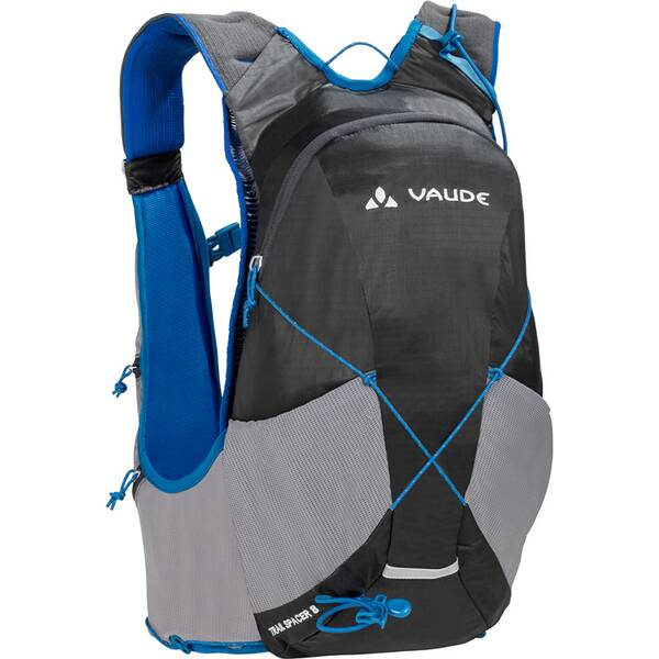 VAUDE Rucksack Trail Spacer 8, Größe ONE SIZE in iron