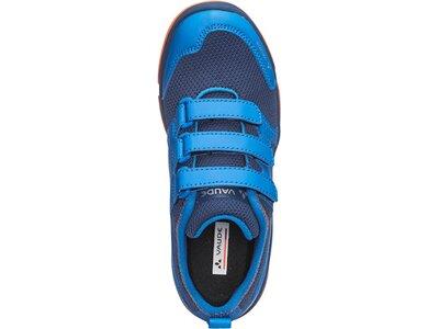 VAUDE Kinder Schuh Pacer III Blau