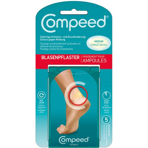 VAUDE Pflaster Compeed Medium (VPE12)
