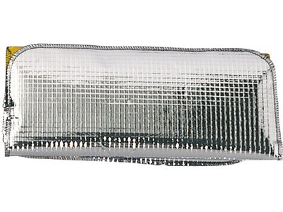 VAUDE Sitzkissen Thermal insulating Seat Cushion Silber