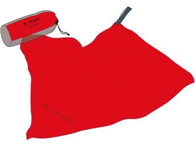 VAUDE Handtuecher Sports Towel II M Rot
