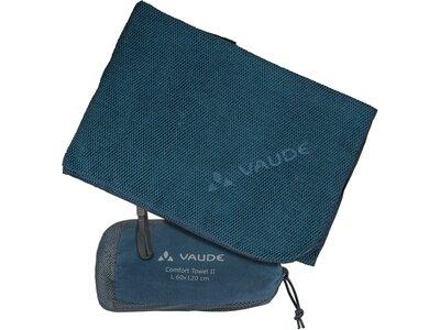VAUDE Handtuecher Comfort Towel II XL Blau