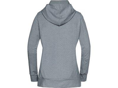 VAUDE Damen Pullover Tuenno Pullover Grau