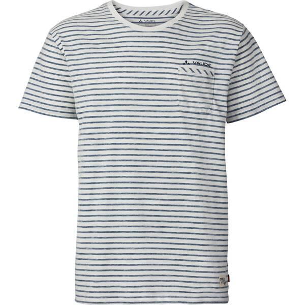 VAUDE Herren Shirt Men's Arendal Shirt Silber