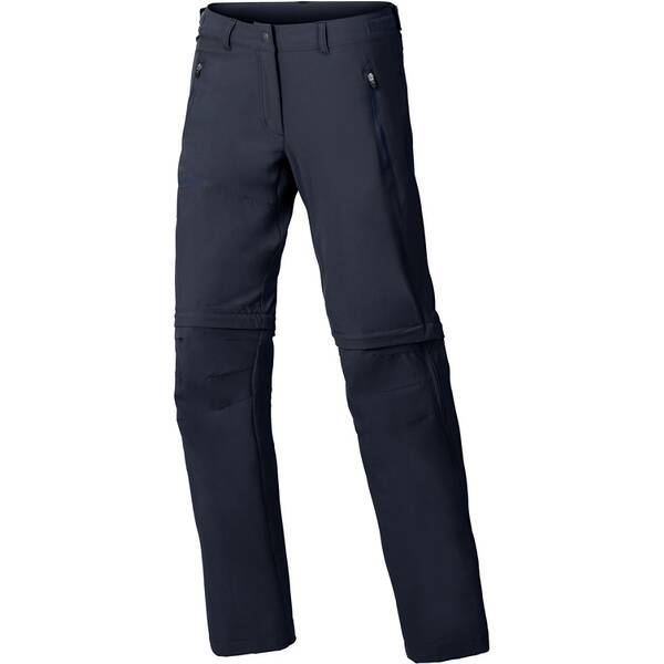 "VAUDE Damen Ziphose ""Farley Stretch ZO T-Zip Pants"""