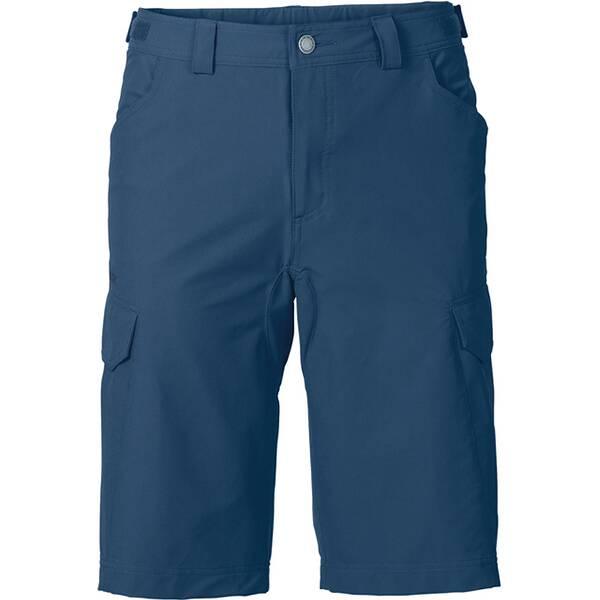 VAUDE Herren Bermudashorts Rokua II Blau