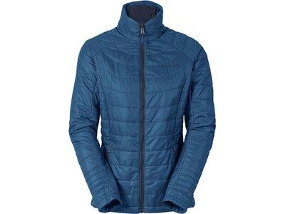 VAUDE Damen Doppeljacke Women's Caserina 3in1 Jacket Blau