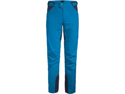 "VAUDE Herren Radhose ""Men's Qimsa Softshell Pants II"" Blau"