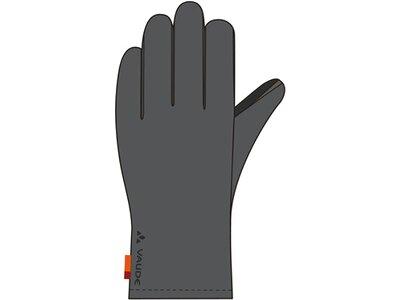 VAUDE Herren Handschuhe Manukau Gloves Schwarz
