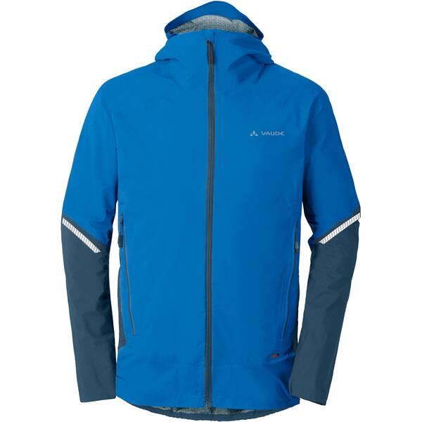 VAUDE Herren Jacke Men's Larice 2,5L Jacket Blau