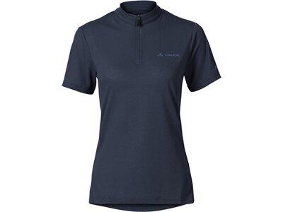 VAUDE Damen Trikot Sentiero Shirt III Grau