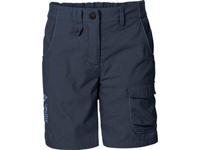 VAUDE Kinder Shorts Girls Leni Shorts Grau