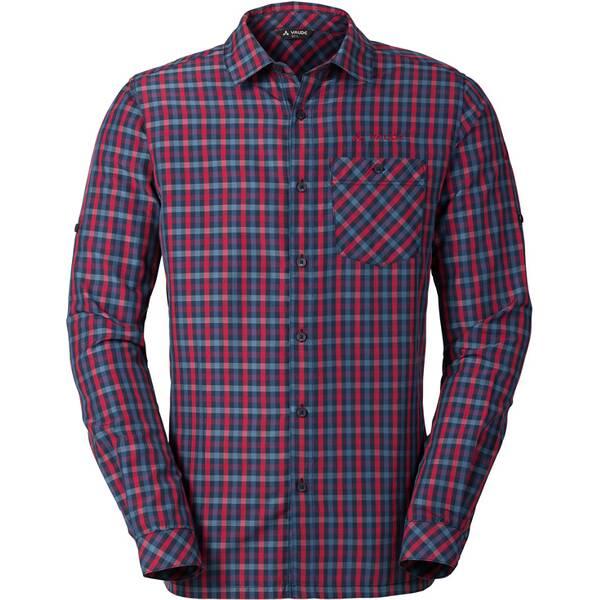 VAUDE Herren Hemd Men's Albsteig LS Shirt Grau
