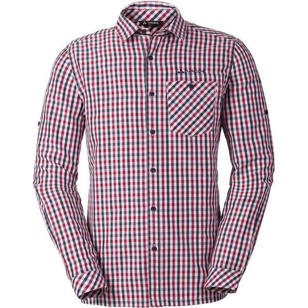 VAUDE Herren Hemd Men's Albsteig LS Shirt Rosa