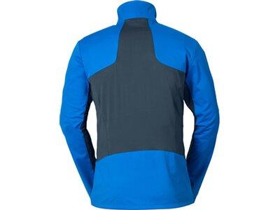VAUDE Herren Funktionsjacke Men's Dronning Jacket Blau