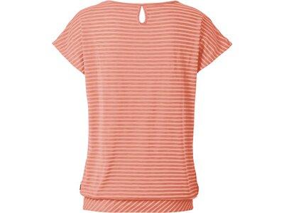 VAUDE Damen T-Shirt Skomer T-Shirt II Braun
