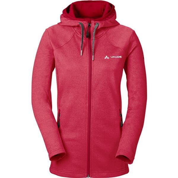 VAUDE Damen Jacke Women's Civetta Jacket II Rot