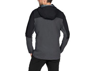 VAUDE Herren Jacke Men's Croz 3L Jacket II Grau