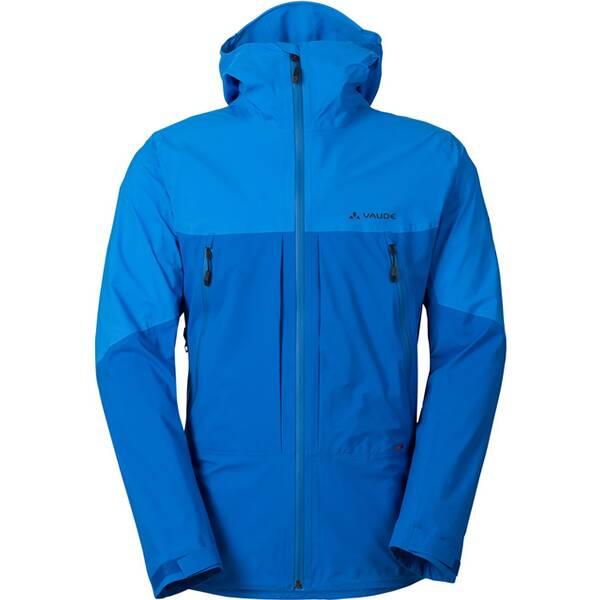 VAUDE Herren Jacke Men's Croz 3L Jacket II Blau