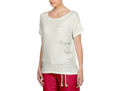 VAUDE Damen Shirt Orario T-Shirt Grau