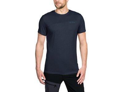 "VAUDE Herren T-Shirt ""Sveit"" Blau"