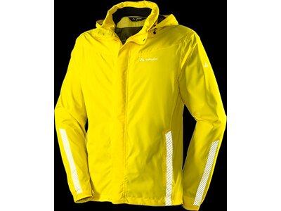 VAUDE Herren Jacke Luminum Jacket Gelb