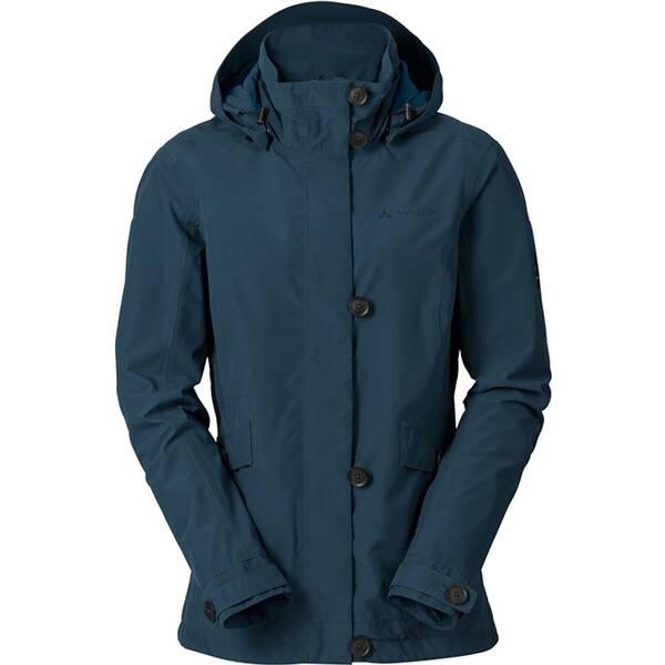 VAUDE Damen Jacke Women's Chola Jacket III Blau