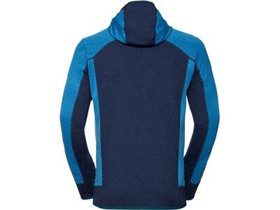 VAUDE Herren Unterjacke Men's Back Bowl Fleece Blau
