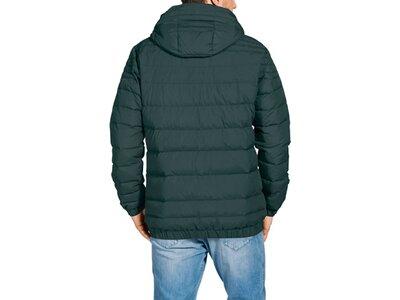 VAUDE Herren Jacke Men's Lundby Hooded Jacket Grau