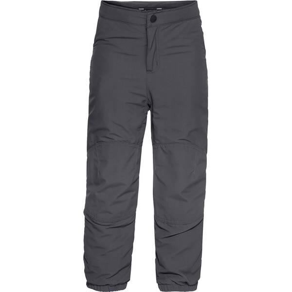 VAUDE Kinder Hose Kids Caprea warmlined Pants II Grau