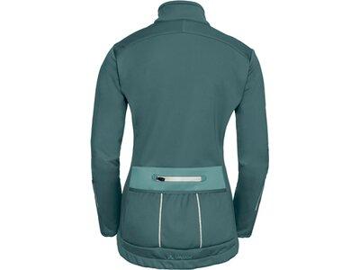 VAUDE Damen Jacke Resca Softshell Jacket II Blau