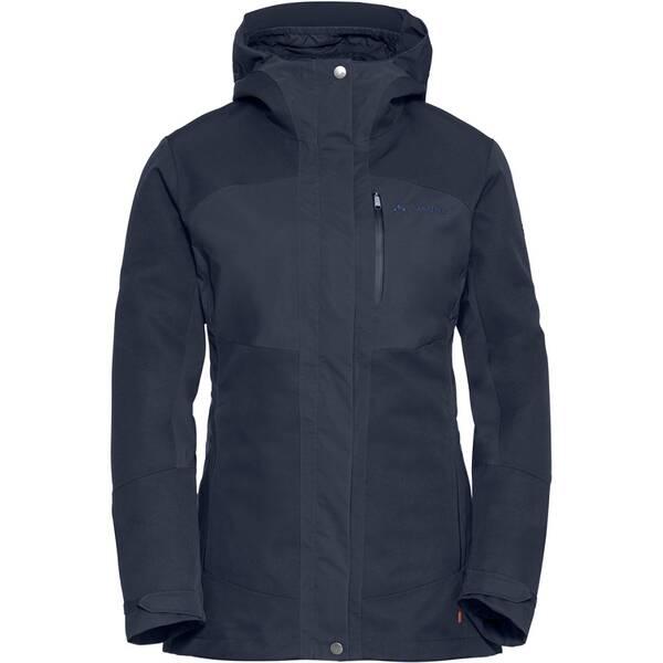 VAUDE Damen Doppeljacke Women's Miskanti 3in1 Jacket