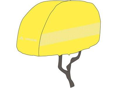 VAUDE Luminum Helm Regenschutz Grün