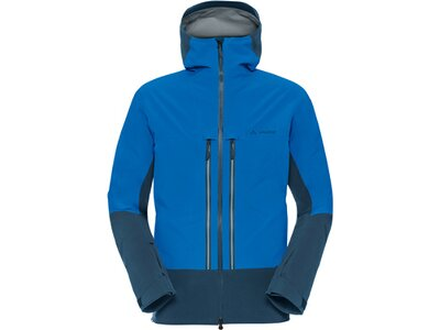 VAUDE Herren Jacke Men's Shuksan 3L Jacket Blau