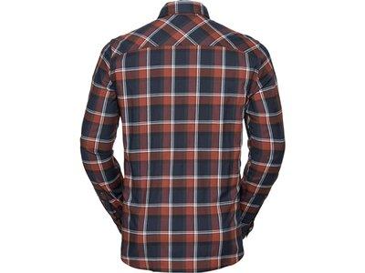 VAUDE Herren Hemd-Bluse Men's Jerpen LS Shirt II Grau