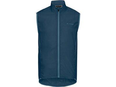 """VAUDE Herren Radweste """"Air Vest III"""" Blau"""