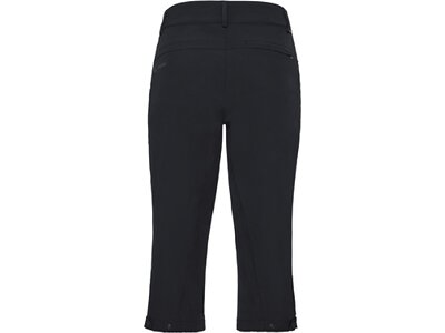 "VAUDE Damen Radhose ""3/4 Travel Pants"" Schwarz"