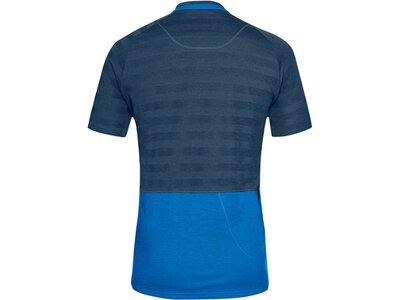 "VAUDE Herren Radsportshirt ""Tamaro"" Kurzarm Blau"
