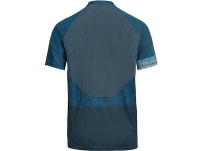 VAUDE Herren T-Shirt Ligure Shirt Blau