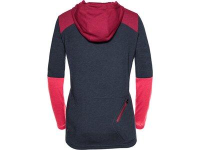 VAUDE Damen T-Shirt Tremalzo LS Shirt Blau