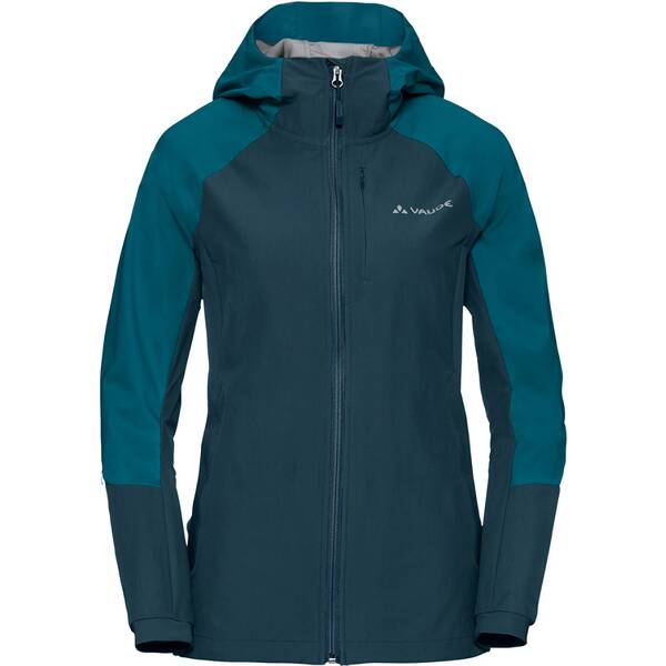VAUDE Damen Jacke Women's Skarvan S Jacket Blau