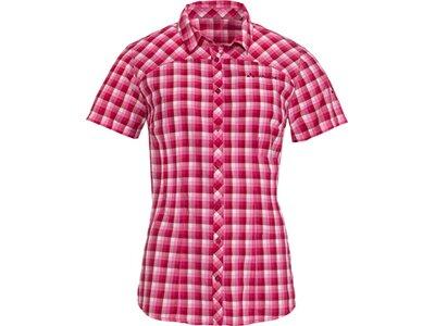 VAUDE Damen Hemd-Bluse Tacun Shirt Pink