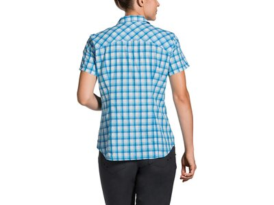 VAUDE Damen Hemd-Bluse Tacun Shirt Blau