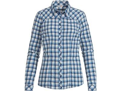 VAUDE Damen Hemd-Bluse Tacun LS Shirt Grün