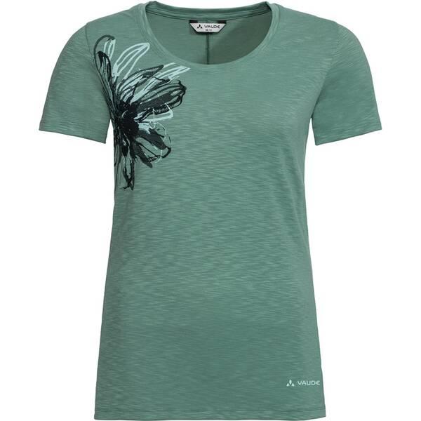 VAUDE Damen T-Shirt Skomer Print Shirt II