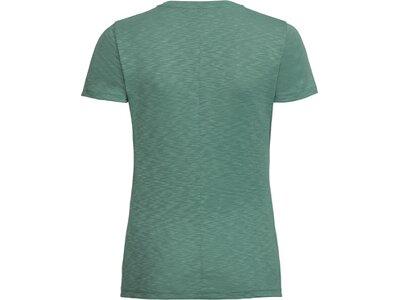VAUDE Damen T-Shirt Skomer Print Shirt II Grün