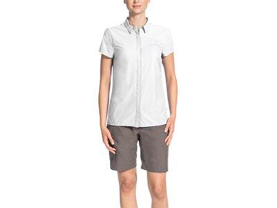 VAUDE Damen Hemd-Bluse Skomer Shirt II Weiß