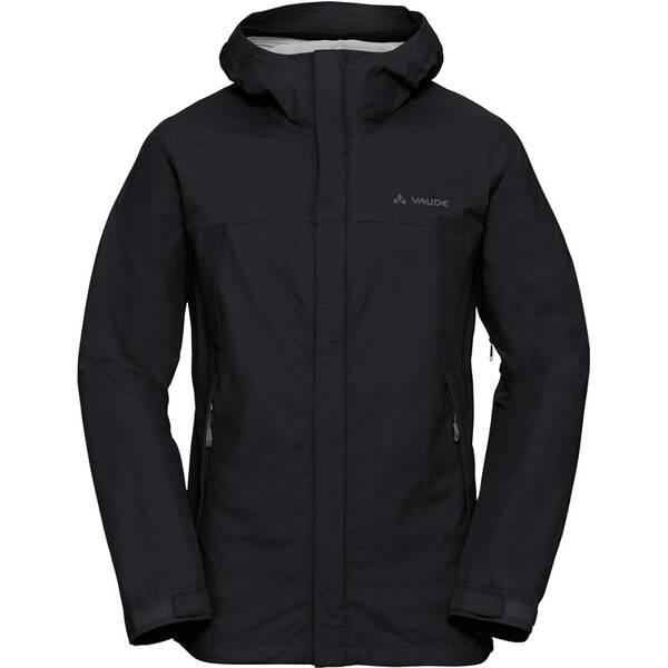 VAUDE Herren Jacke Lierne Jacket II, Größe L in black, Größe L in black